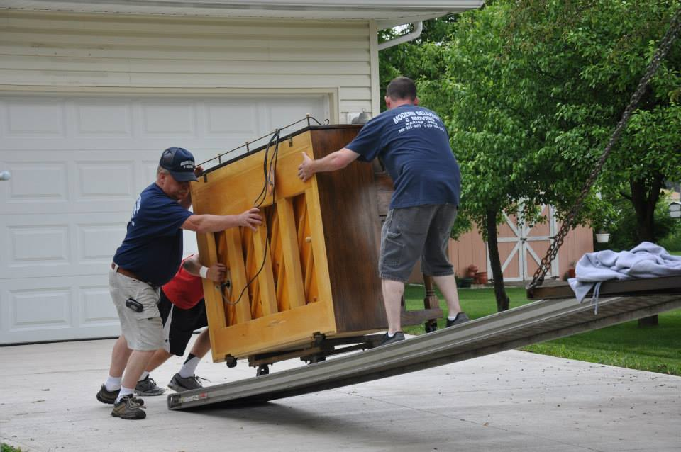 Modern Delivery Piano Moving| Marion, Ohio